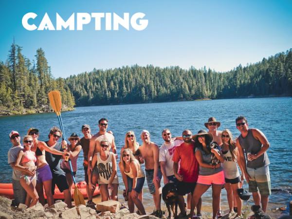 camping, arizona, bear canyon lake