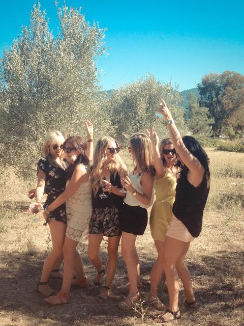 girlfriends napa valley