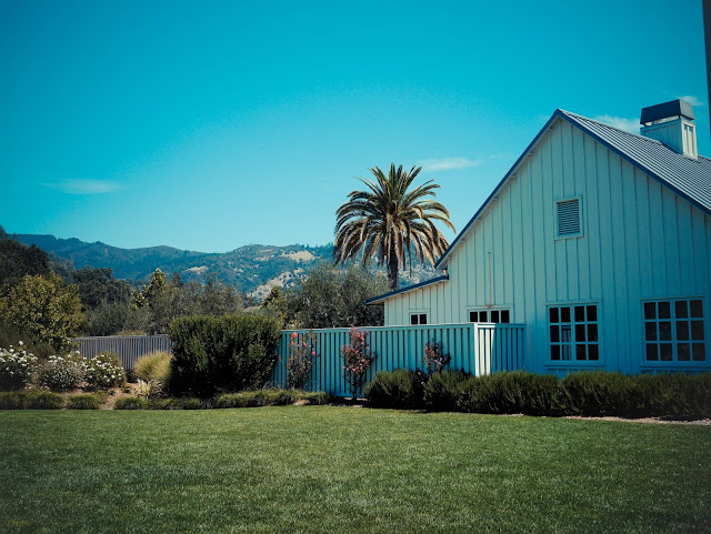 Hotel Solage Calistoga Napa Valley