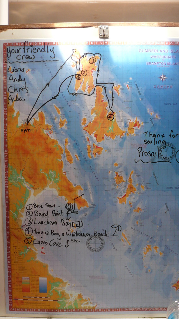 Whitsunday Islands & GBR January 2007 (28)