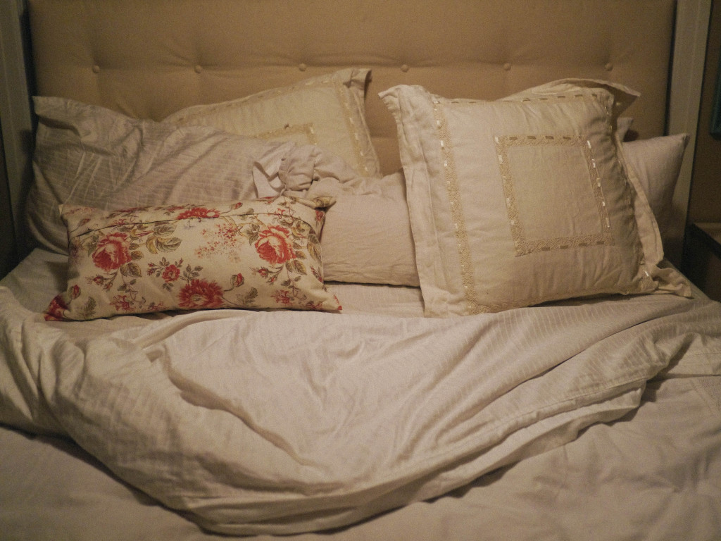 traditional bed