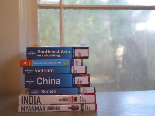 planning a trip to southeast asia