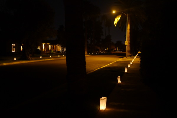 willo historic district luminaries