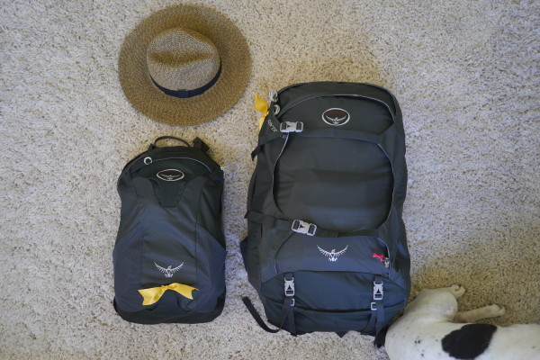 backpacker packing list