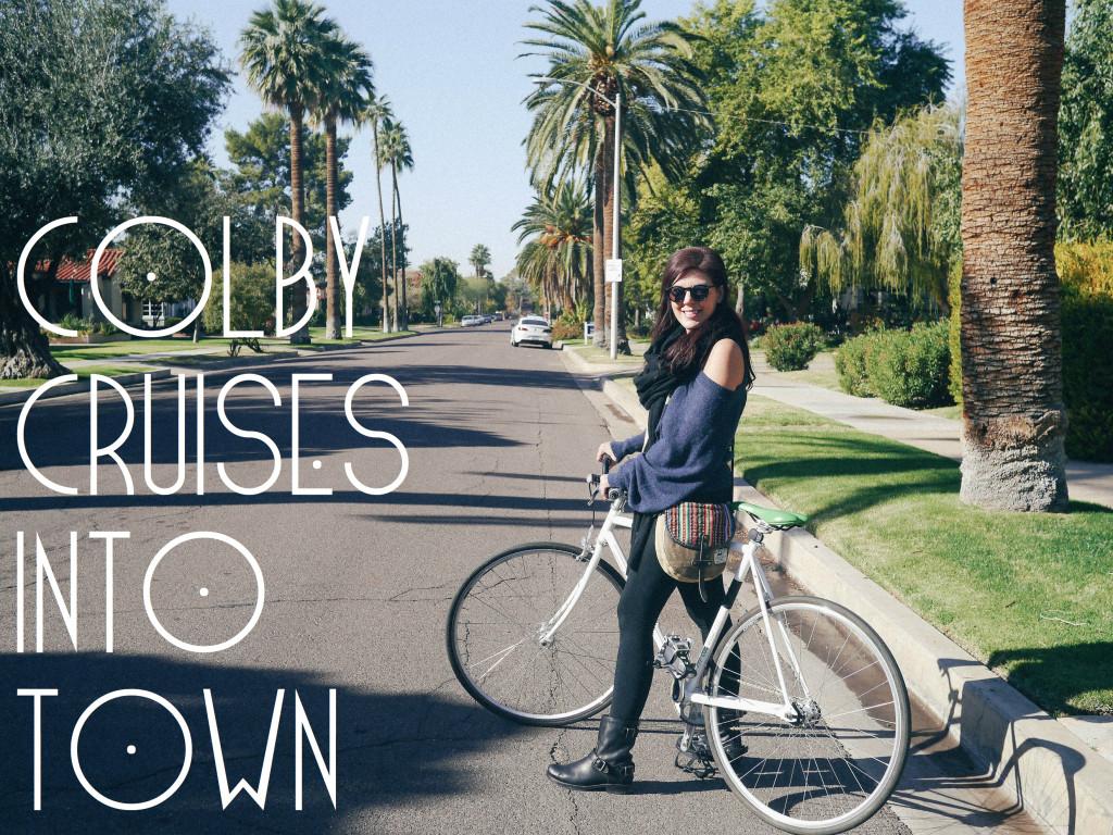 biking in phoenix