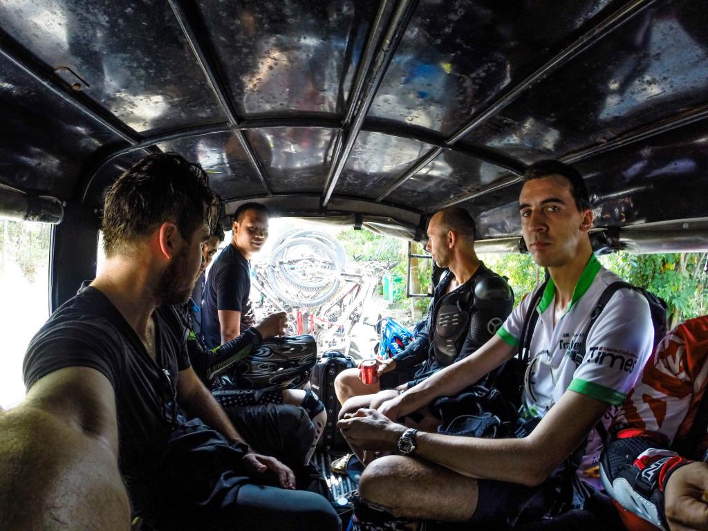 mountain biking chiang mai, thailand