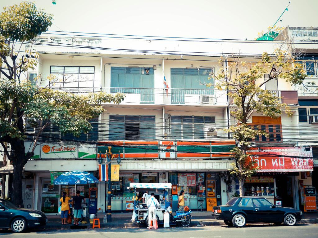 7-11 in bangkok