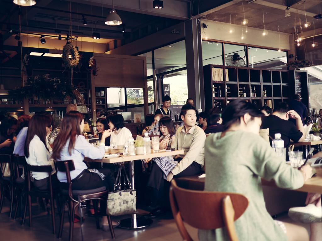 ROAST restaurant bangkok