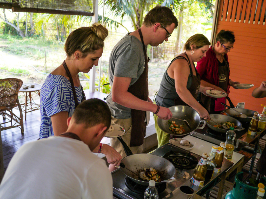 asia scenic thai cooking class chiang mai thailand