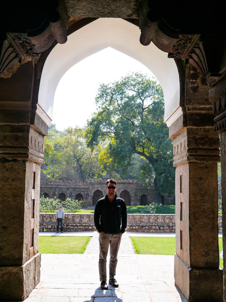 travel to delhi india