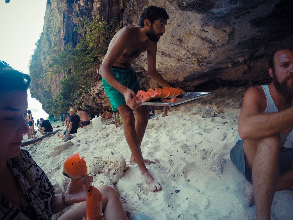 deep water soloing tonsai