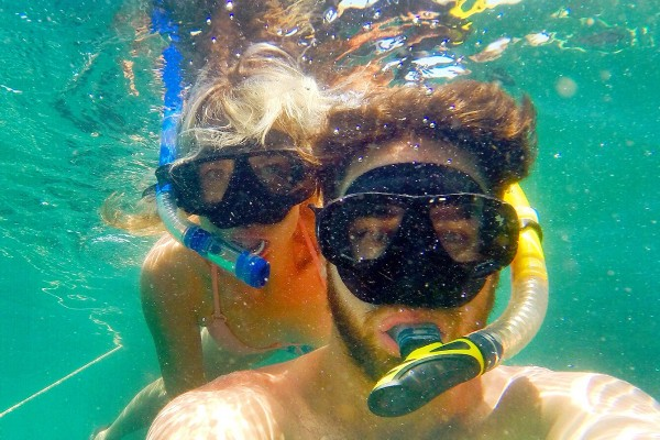 snorkeling in thailand