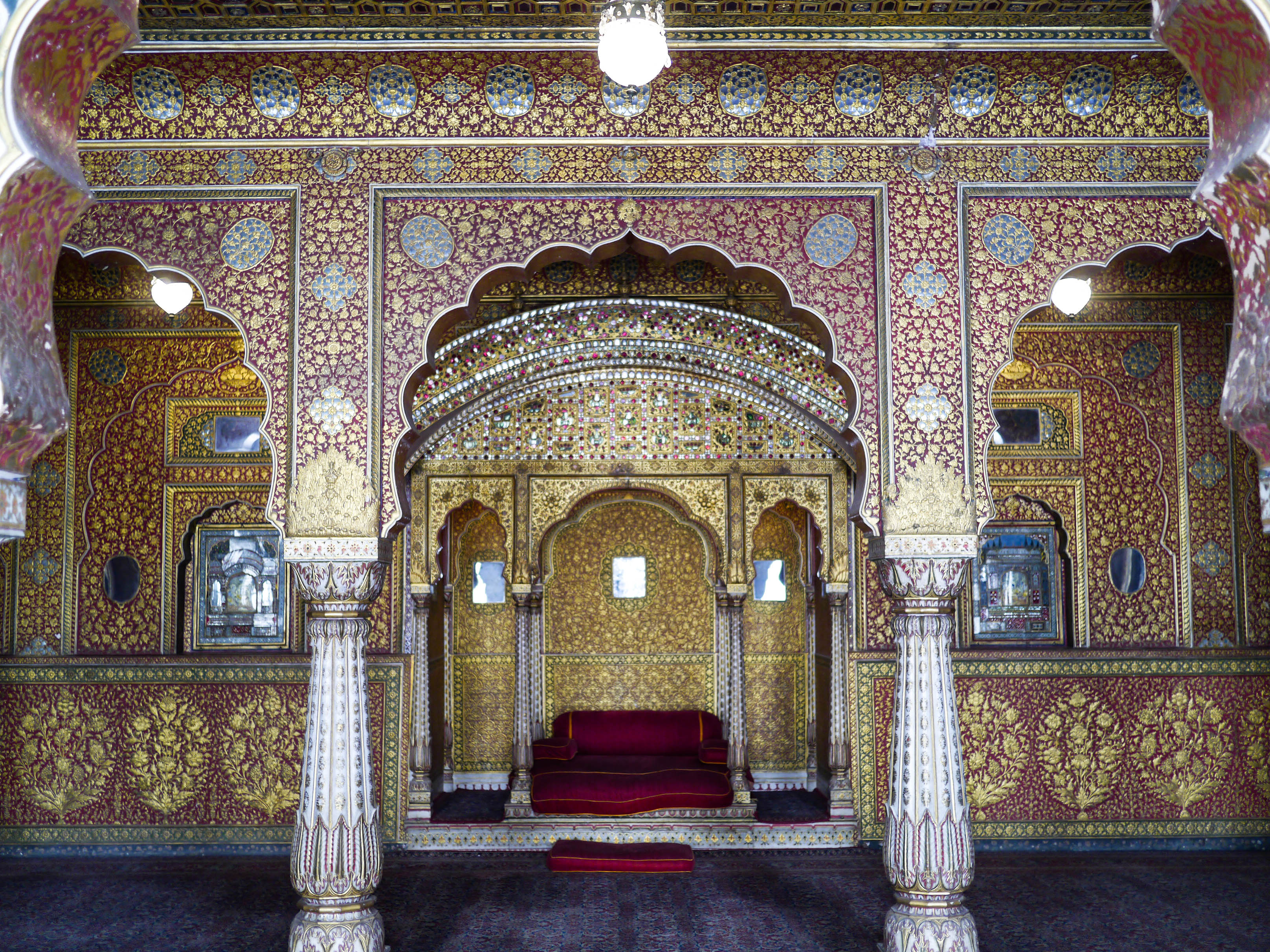 Bikaner India The Tale Of Two Tingsthe Tale Of Two Tings