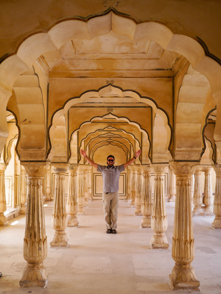 Travel in Jaipur India