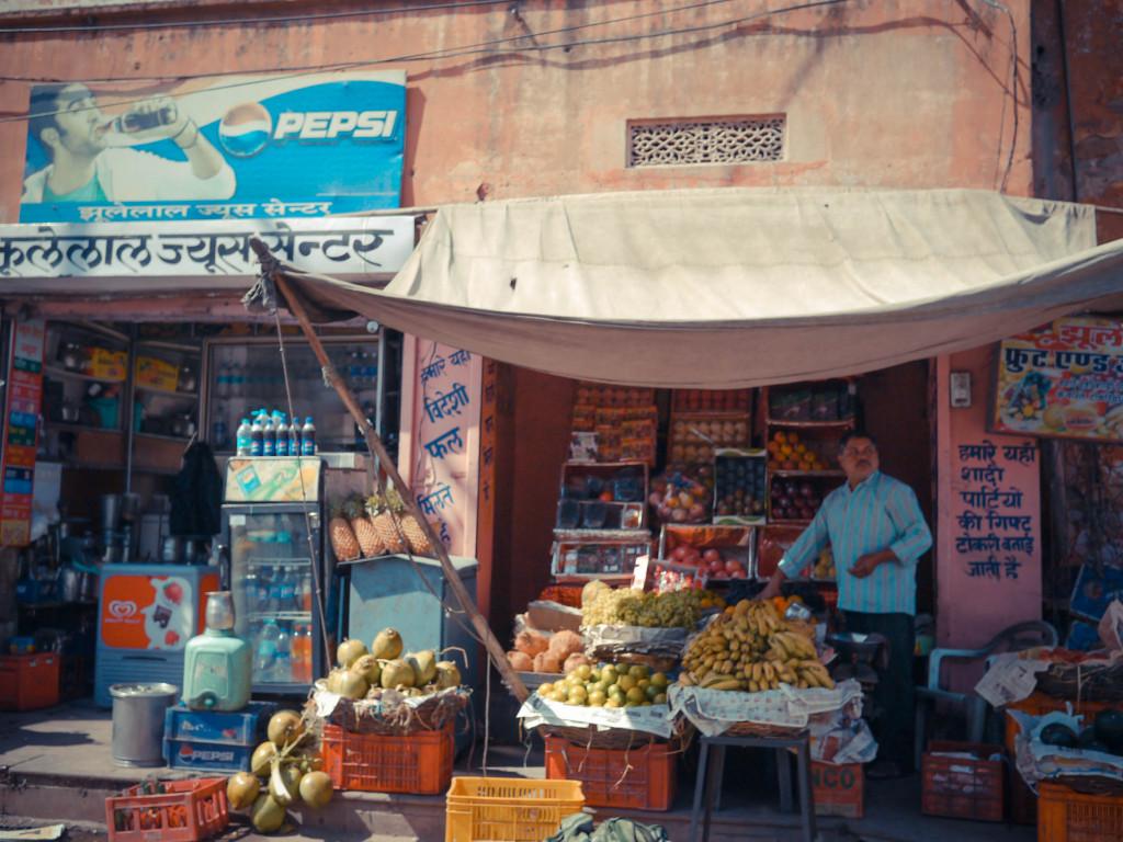 Travel in Jaipur India