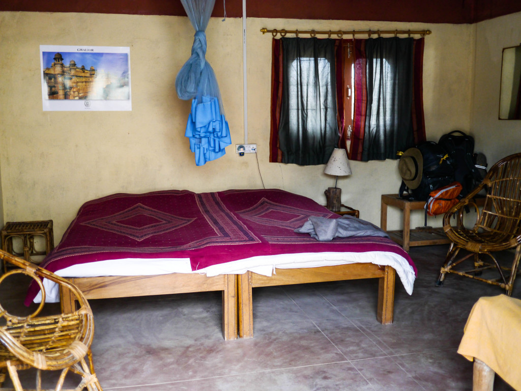 orccha india village homestay
