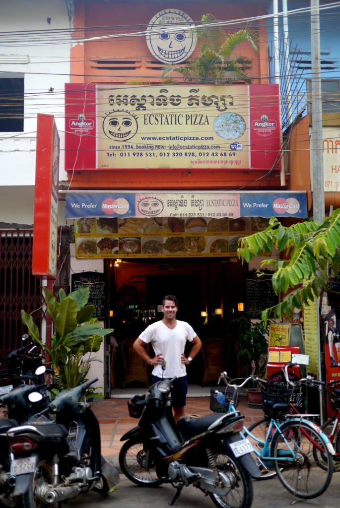 ecstatic pizza phnom penh