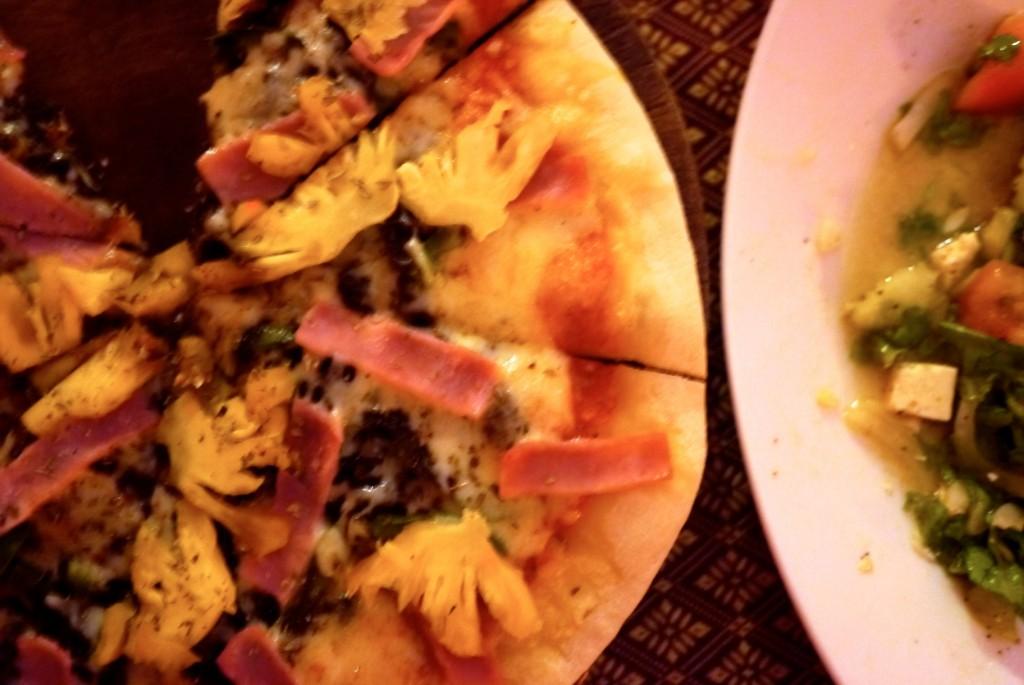 ecstatic pizza phnom pehn