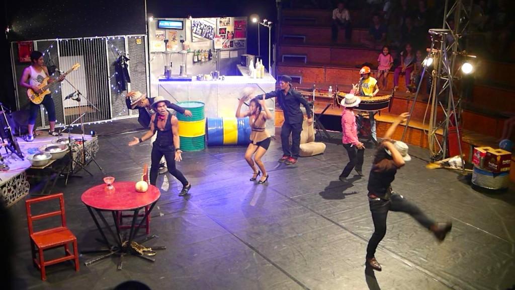 phare cambodian circus siem reap