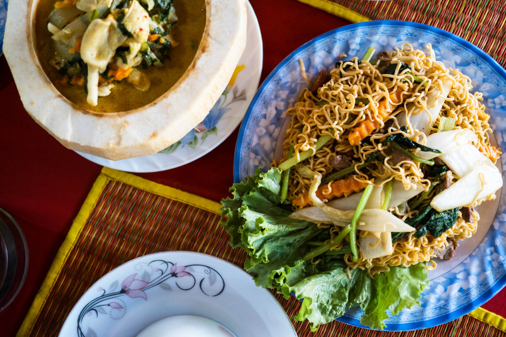cambodia food & drink