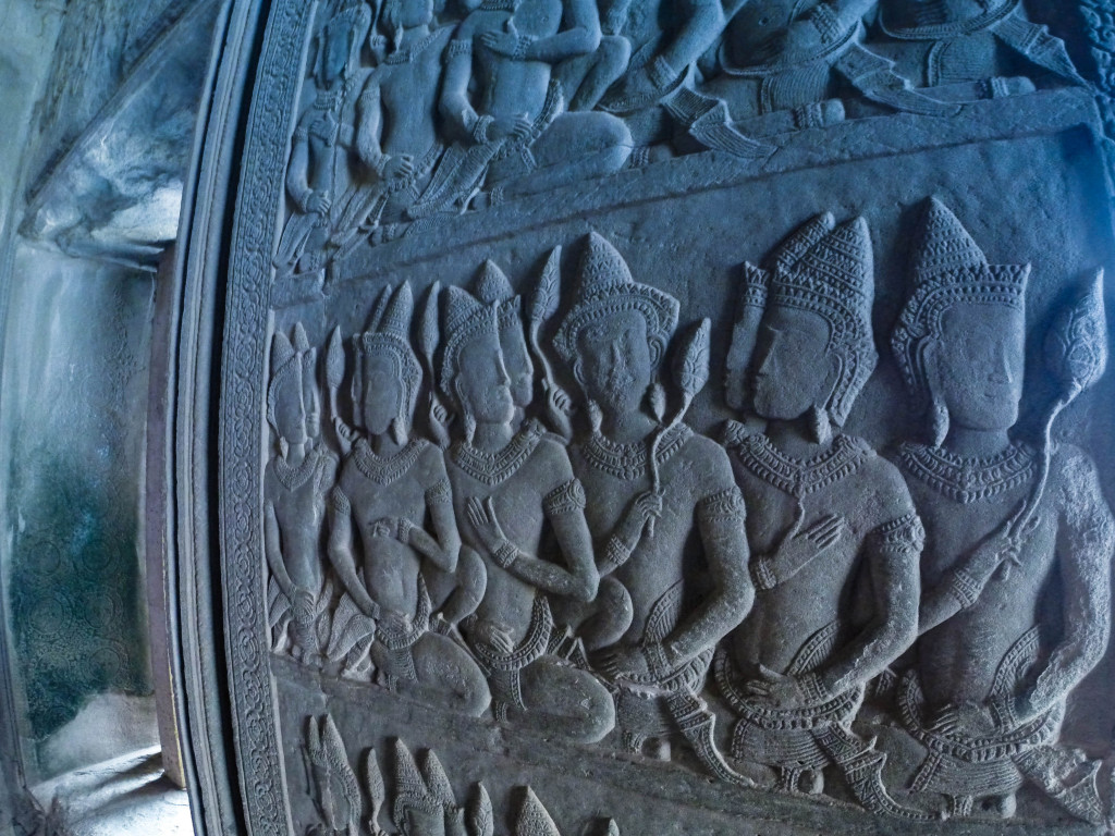 tour angkor wat siem reap cambodia
