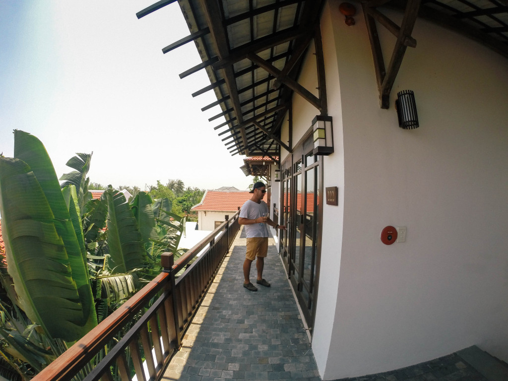 hoi an riverside bamboo resort