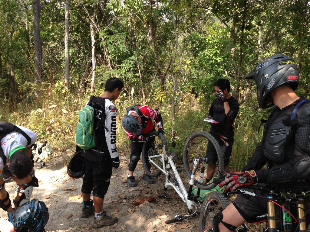 chiang mai mountain biking, downhill biking, mtb, thailand mountain biking