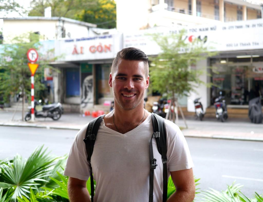 mr. kim's salon vietnam