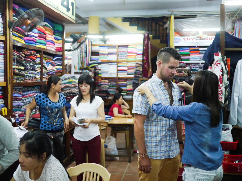 hoi an vietnam custom clothing
