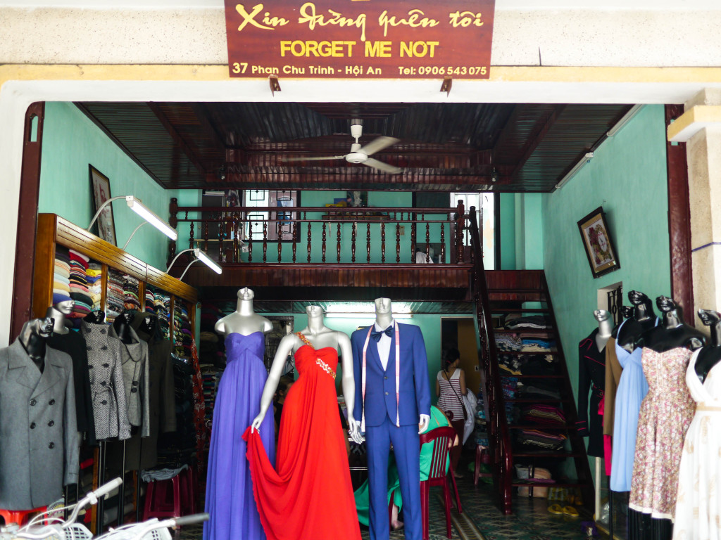 forget me not tailor hoi an vietnam