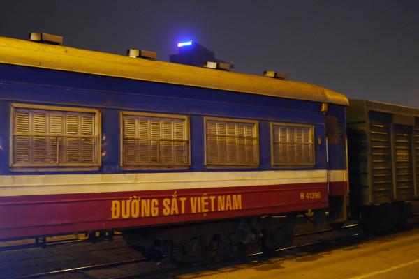 king express tourist train hanoi to lao cai