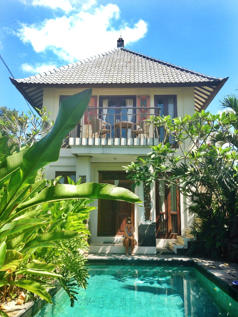 travel guide ubud, indonesia