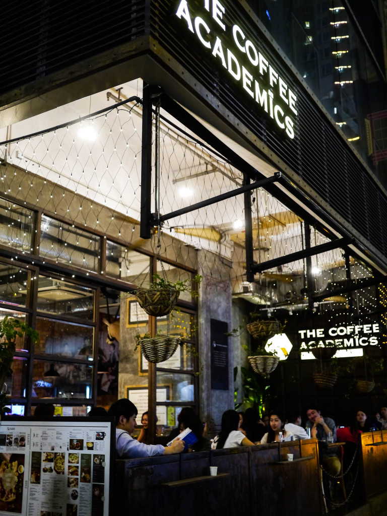 coffee academics hong kong