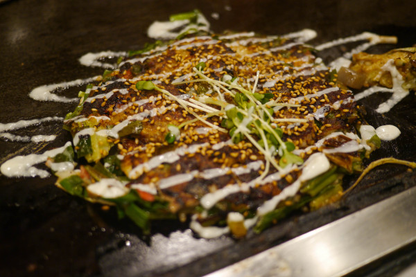 where to get okonomiyaki in osaka