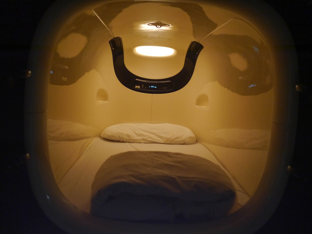 nine hours hotel kyoto japan