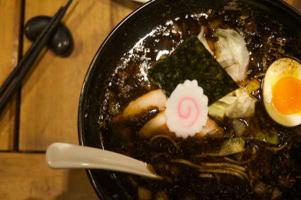 where to get ramen in kyoto
