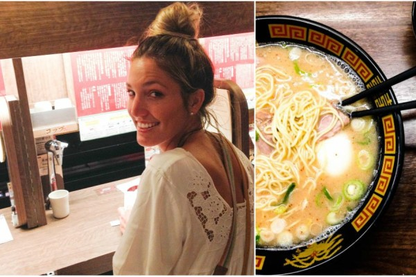 where to get ramen in osaka