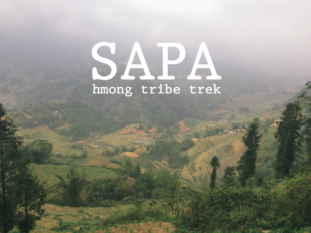 sapa private trek