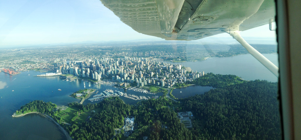cessna in vancouver