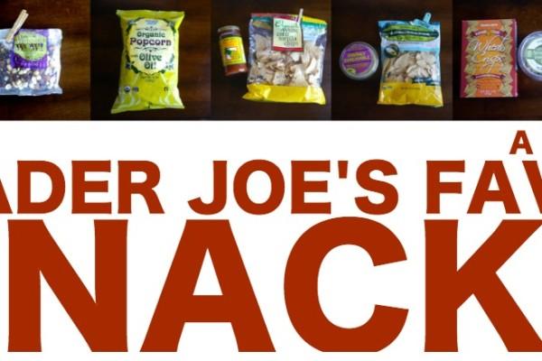 best trader joes snacks