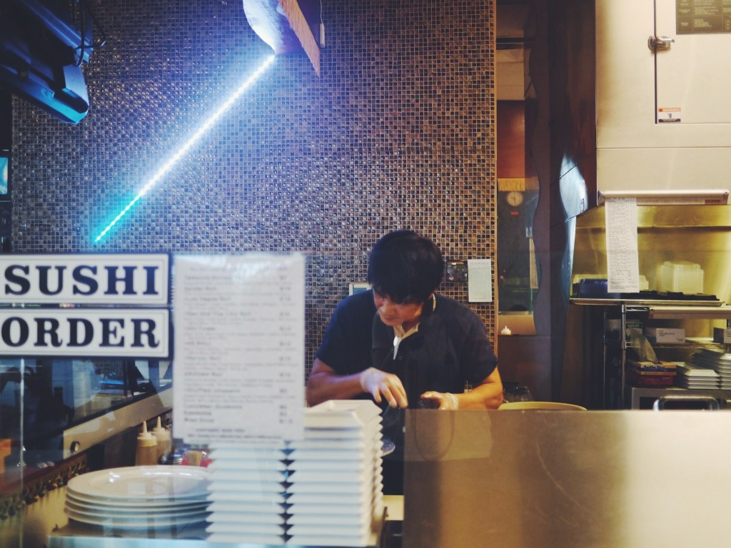 where to get sushi in downtown phoenix