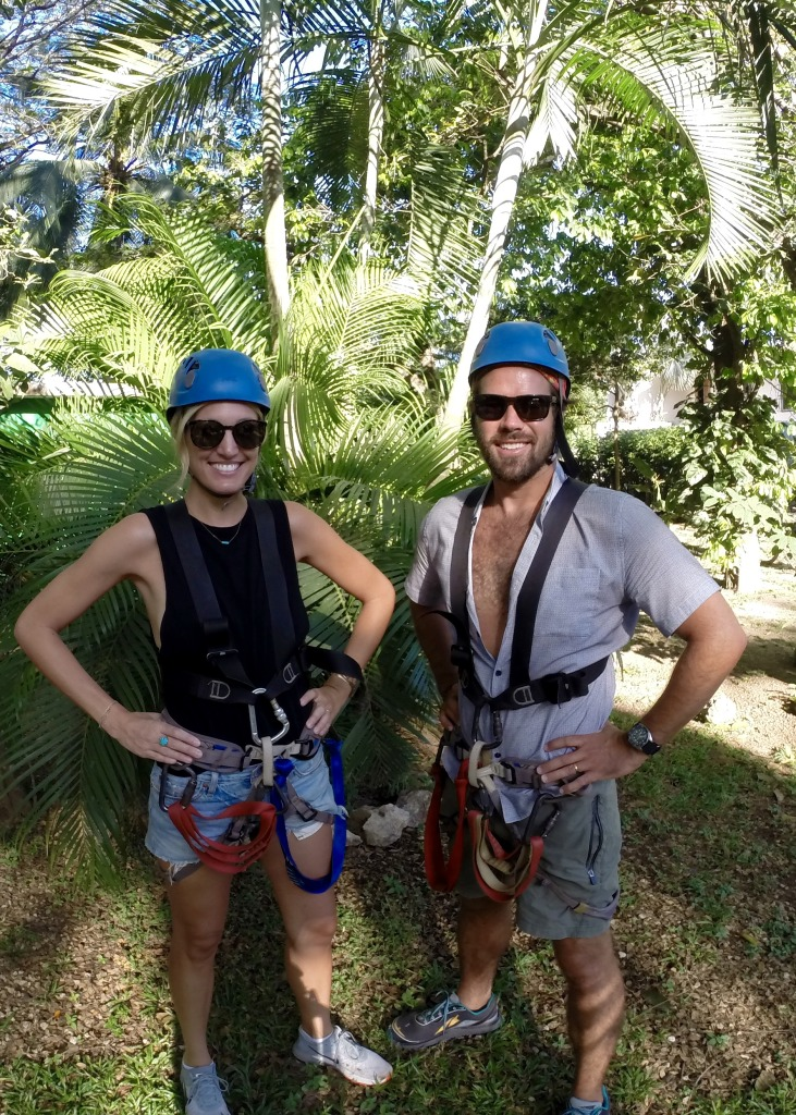 miss canopy zip line tour