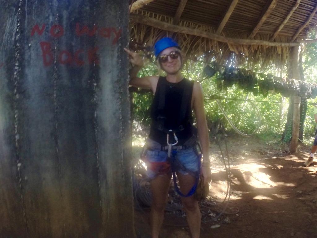 miss canopy zip line tour