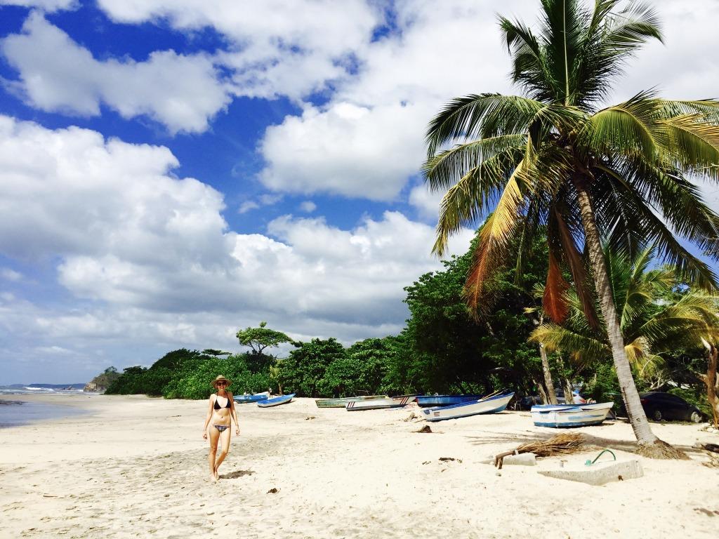 Playa Pelada Costa Rica