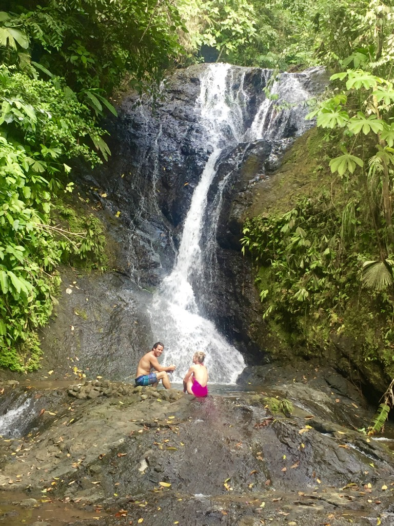 backpacking through costa rica
