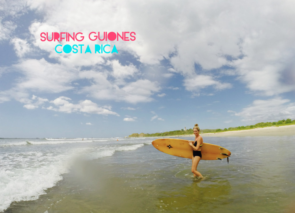 surfing in guiones