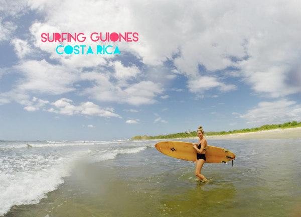 surfing in guiones