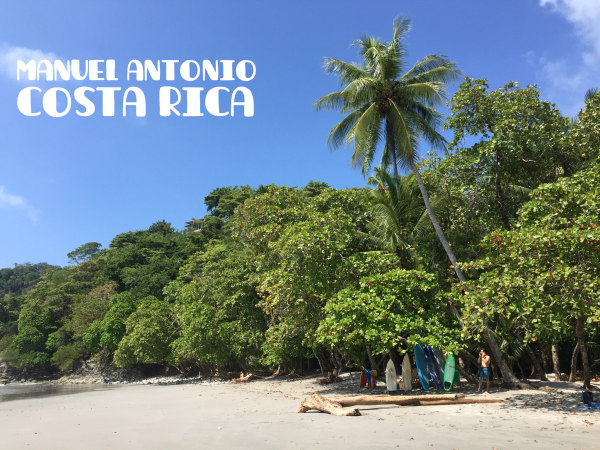 best beach in manuel antonio