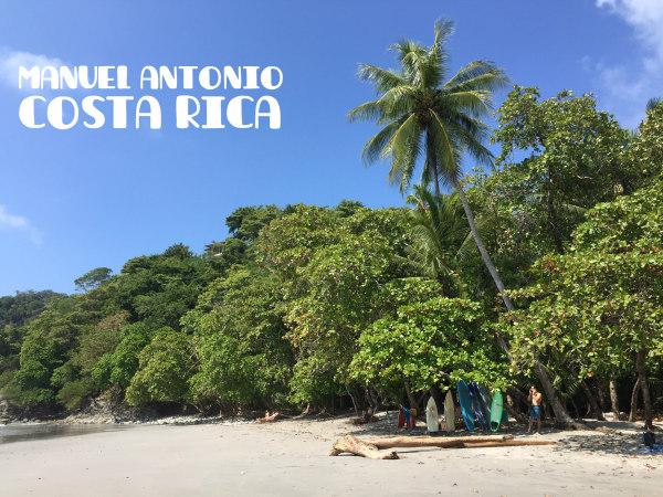 best beach in manuel antonio